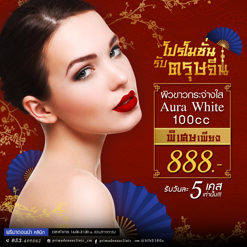 Chinese New year 2020 Promotion